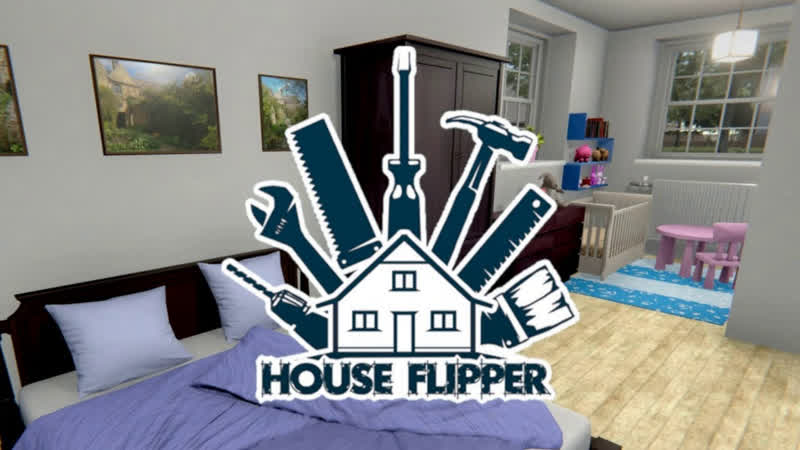 House flipper СТРИМ- доделаем дом!!Дядь Саня в деле!!