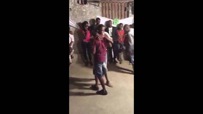 Angolan Dance - Semba Quintal do Africa