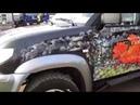Видео обзор машины в стиле «Палех»