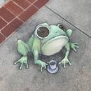 Иллюстратор и уличный художник David Zinn, специализирующийся на мелкомасштабном…