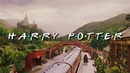 Harry potter but opening credits f.r.i.e.n.d.s style