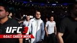 UFC 3 Career Mode - Ep 21 - NATE DIAZ VS MAX LEE!!