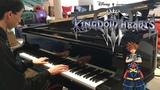 Kingdom Hearts 3 - Face My Fears (Utada Hikaru &amp Skrillex) Piano Cover Short Ver. KH3