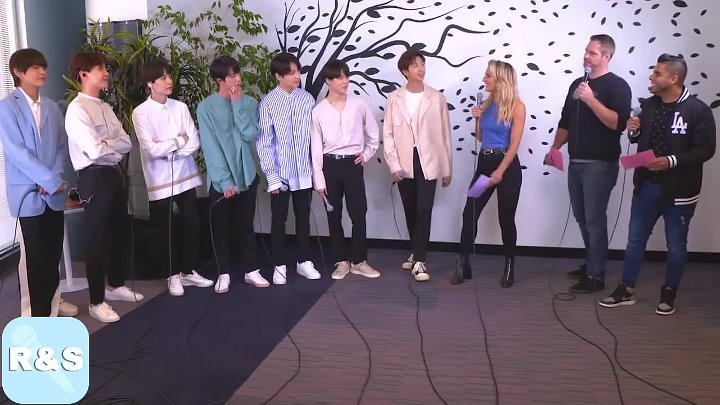 Озвучка. BTS - Full Interview_ BTS On What They Love About Themselves, Each Othe