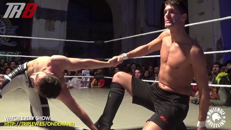 [FREE MATCH] A-Kid vs Zack Sabre Jr (Triple W Championship) - Total Rumble 8 - 14/04/2018