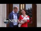 World awaits name of Britain's new royal baby