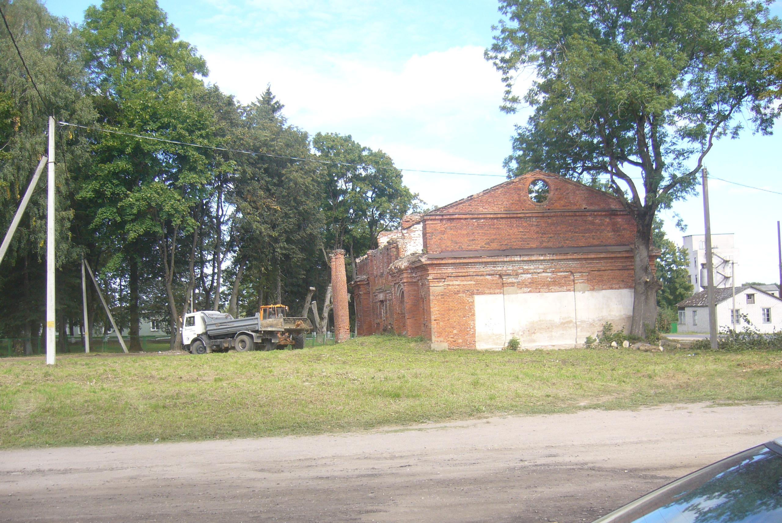 Зачем китайцам белорусская деревня?