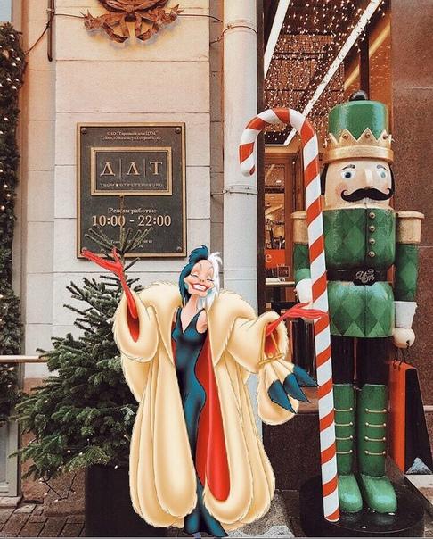 Петербурженка ведёт блог в Instagram в нём по городу гуляют диснеевские принцессы Жительница северной столицы Вероника под ником howtobenia ведет блог в Instagram в нем по городу гуляют