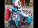 VEspa Rear Ride