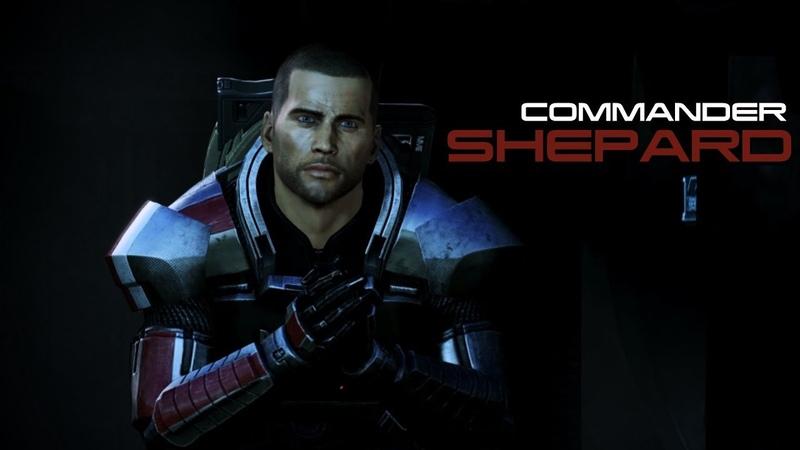 Mass Effect 3: Commander Shepard