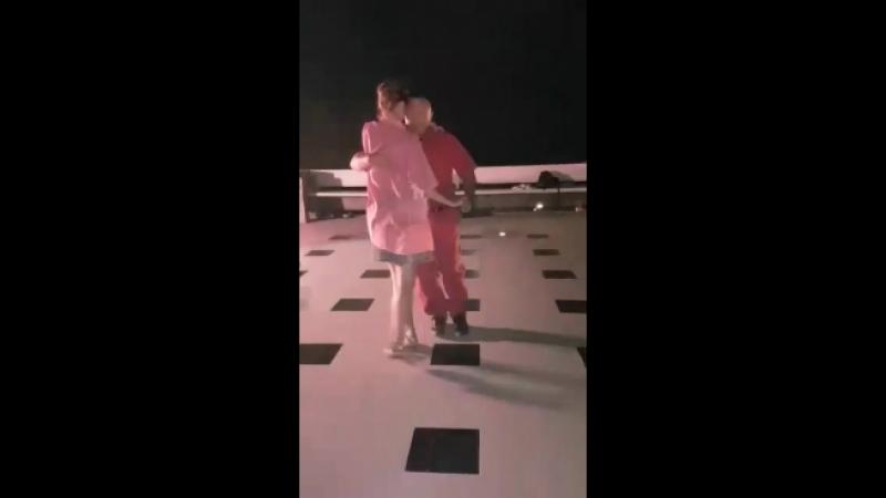 Канженге на берегу-танго. Андрей и Светлана (Самара)