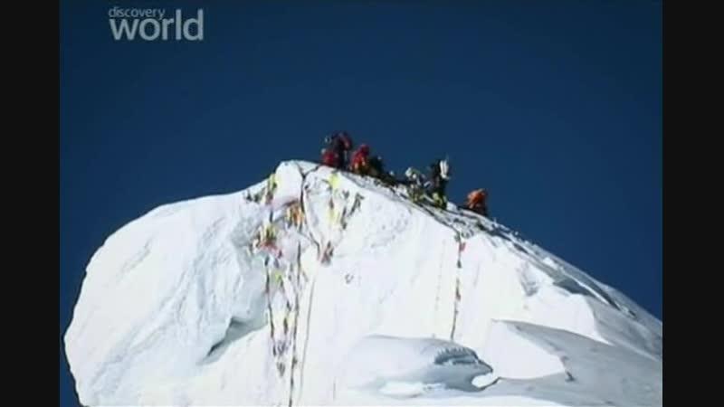 Точка отсчета. Эверест - За гранью возможного. Эпизод 2. 07 серия. (2007г.).