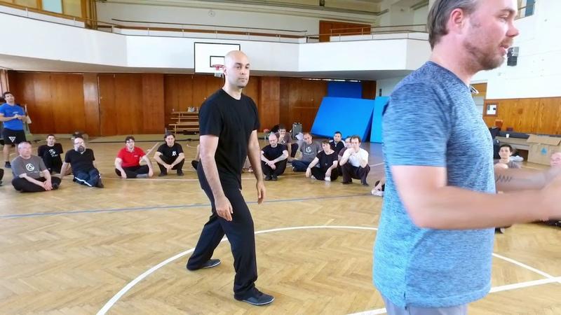 Abandoning Force Teaching moments with Sifu Adam Mizner