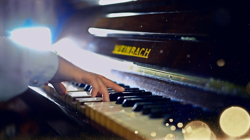 Творчество начинается с детства... Клип о музыкальной школе