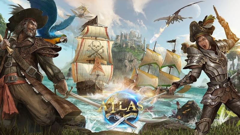 ATLAS: эксклюзивный дебютный трейлер