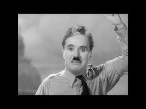 Утопічна промова Гітлера Великий Диктатор The Great Dictator Чарлі Чаплін