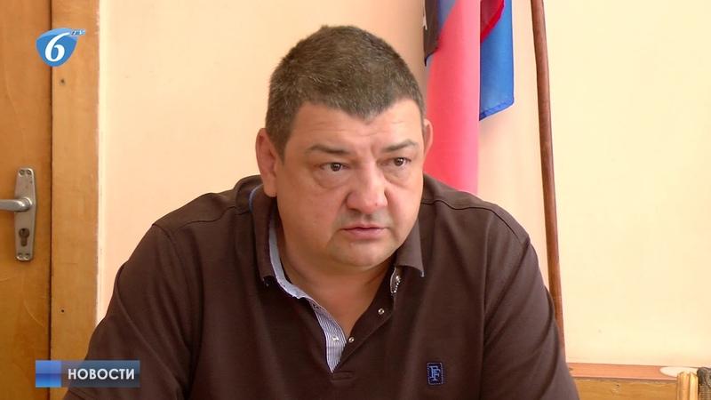 Глава администрации г. Горловки Иван Приходько провел прием граждан