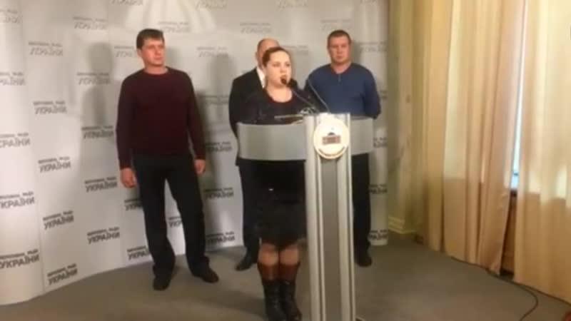 продовження брифінгу шахтарів лисичанськвугілля Верховній Раді України