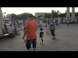 Концерт хора Турецкого.Жезказган. Прямой эфир