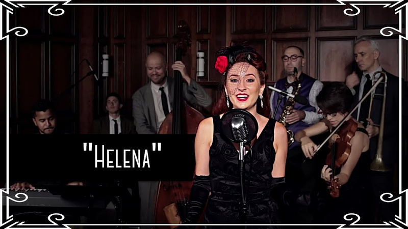 Helena (My Chemical Romance) Cover by Robyn Adele Anderson