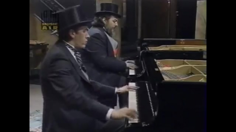 Night Music: Jools Holland Doctor John as the Boogie Woogie Twins