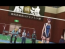 Бадминтон Аяно Ханэсаки Hanebado 8 серия