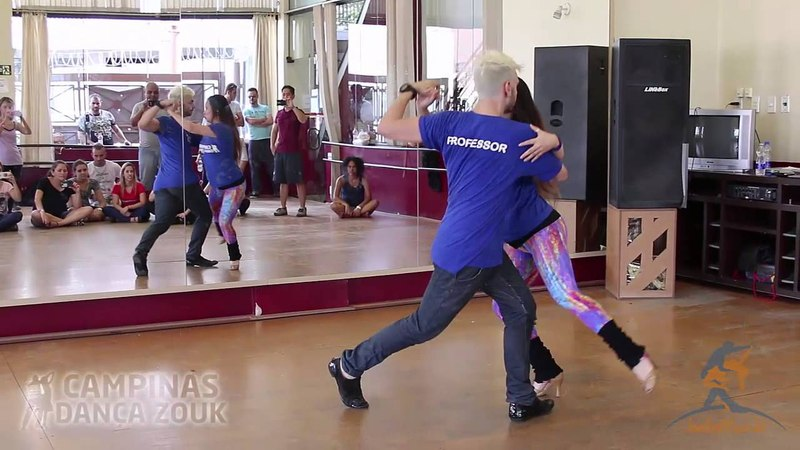 Baila Mundo Erika Ikuno e Moreno Zanandré Campinas Dança Zouk 2015
