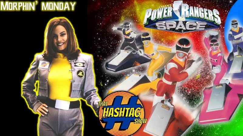Tracy Lynn Cruz Discusses What Could Have Been On Power Rangers In Space
