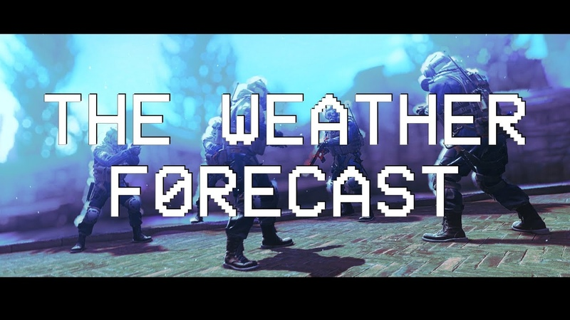 The Weather Forecast ft. Universal