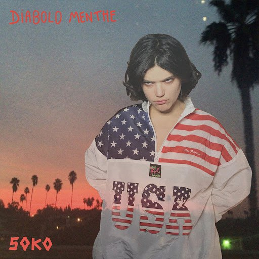 Soko альбом Diabolo menthe