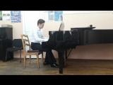 Вариации на тему русской народной песни
