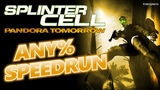 Splinter Cell Pandora Tomorrow - Speedrun (Hard) 4108