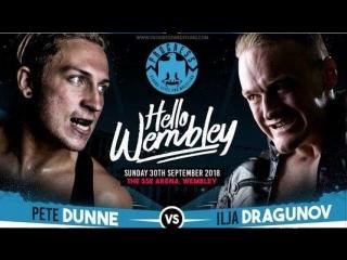 Pete Dunne vs. Ilja Dragunov