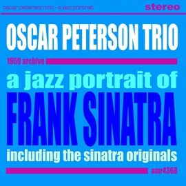 Frank Sinatra альбом A Jazz Portrait of Frank Sinatra (And the Original Frank Sinatra Tracks)