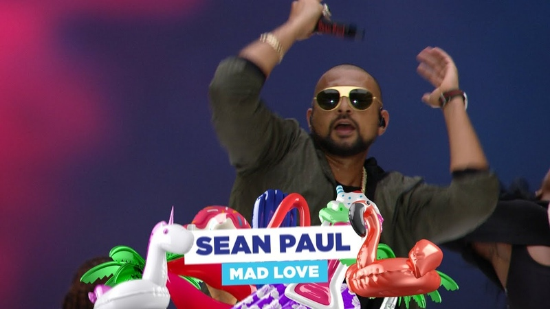 Sean Paul - 'Mad Love' (live at Capital's Summertime Ball 2018)
