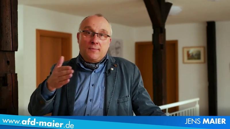 Jens Maier AfD (MdB). Wie sich die SPD ihre Macht sichern will ... 31.03.2019