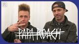 Papa Roach's Jacoby &amp Jerry Reveal New Album Plans &amp Talk Trump Memes