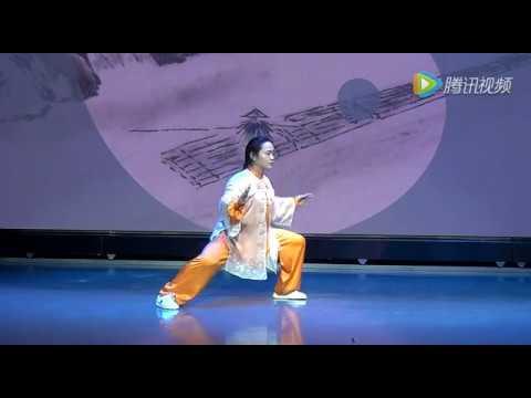 Zhèng Dōngxiá Chen Style 渔樵问答_郑冬霞(高清)