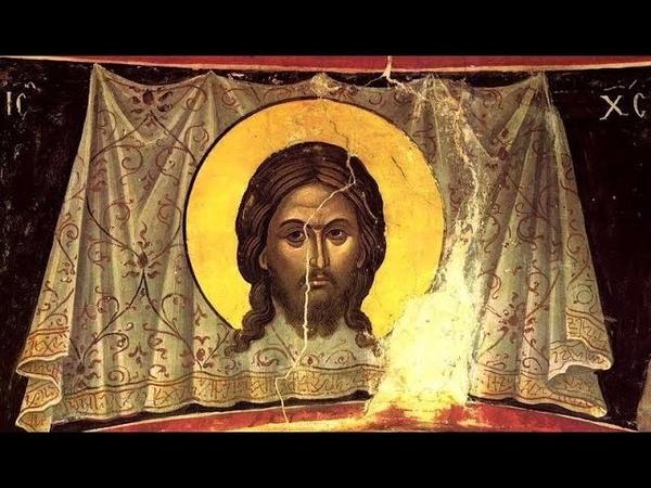 Молебен с акафистом Господу Иисусу Христу Хор братии монастыря во имя Всемилостивого Спаса