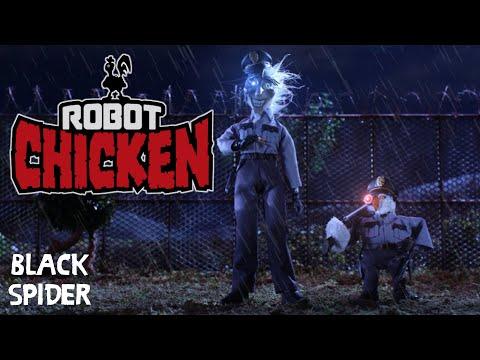 Robot Chicken №2 Нарезка лучших моментов без цензуры Мультсериал Робоцып