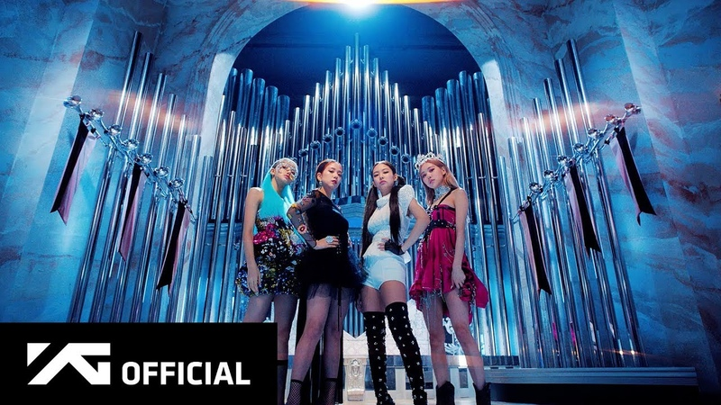 BLACKPINK - Kill This Love MV