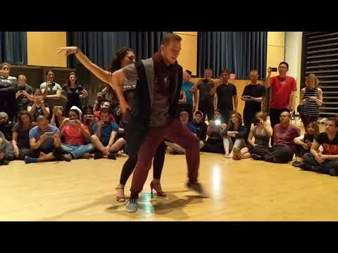 CZC2018 with Raiza Bruno in workshop demo ~ video by Zouk Soul