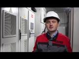 Высоковольтный преобразователь частоты VEDADRIVE контейнерного исполнения