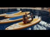 SUP Йога &amp Фитнес, Санкт-Петербург, аквапарк Питерлэнд