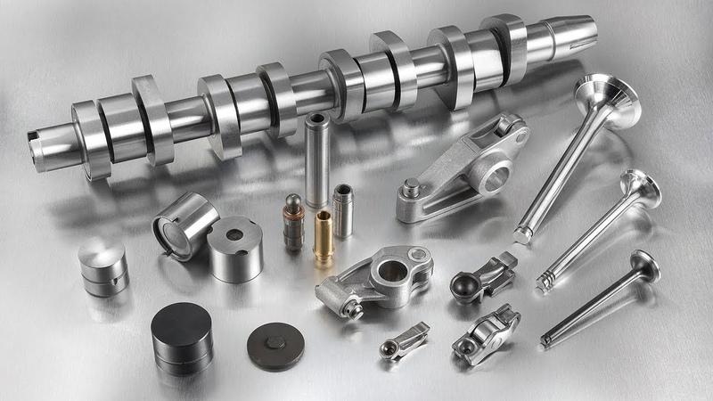 FRECCIA - детали двигателя из Италии - обзор продукции