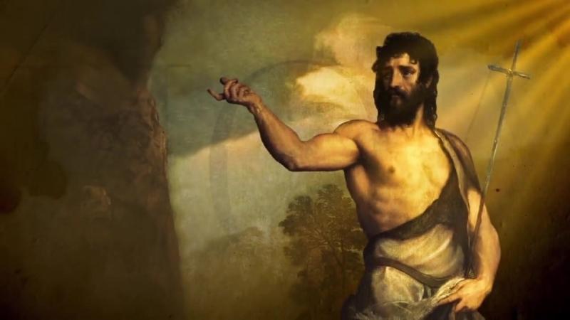 ИОАНН КРЕСТИТЕЛЬ Пророк