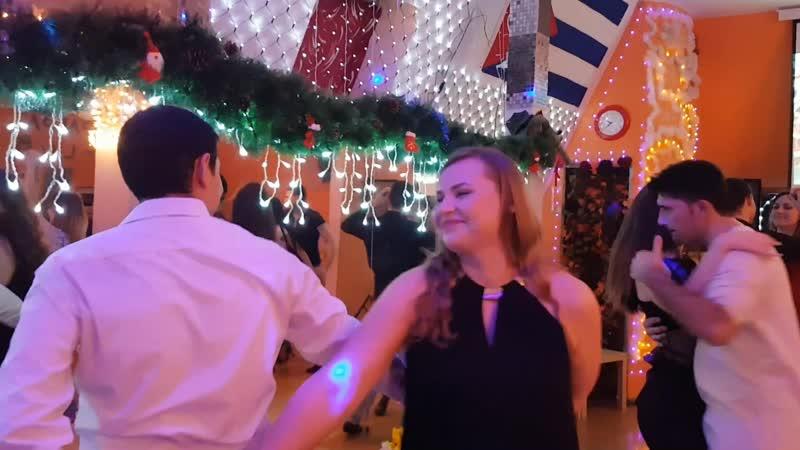 Субботняя домашняя вечеринка в Art Salsa Club 15/12/18