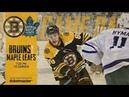 NHL 19 PS4 REGULAR SEASON 2018 2019 Toronto MAPLE LEAFS VS Boston BRUINS 12 08 2018 NBCSN