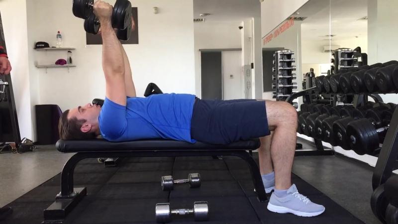 Силовая тренировка Спина трицепс. Трансформация тела. Выпуск 9
