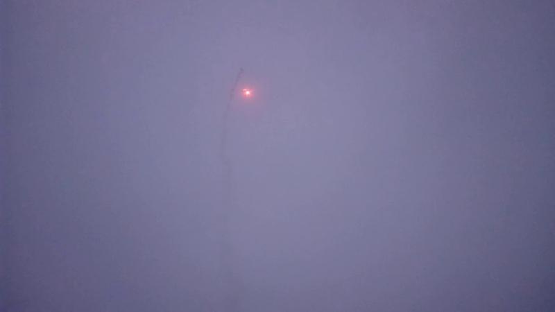 РСП30 червона РСП 30 Реактивный Сигнальный Патрон 30мм однозвездные красного огня